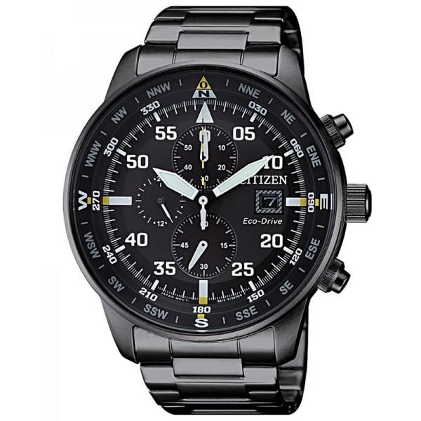 Comprar Reloj para Hombre Citizen Crono Aviator Eco-Drive CA0695-84E
