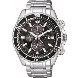 Reloj para Hombre Citizen Promaster Crono Diver's 200M Eco-Drive CA0711-80H