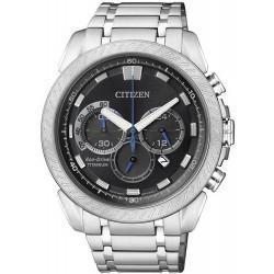 Reloj para Hombre Citizen Super Titanium Crono Eco-Drive CA4060-50E
