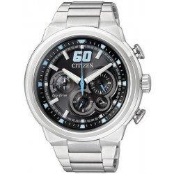 Reloj para Hombre Citizen Crono Racing Eco-Drive CA4130-56E