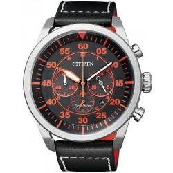 Reloj para Hombre Citizen Crono Aviator Eco-Drive CA4210-08E
