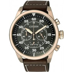 Reloj para Hombre Citizen Crono Aviator Eco-Drive CA4213-00E