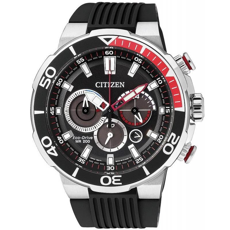 02aa2dcc0713 Reloj para Hombre Citizen Marine Sport Crono Eco-Drive CA4250-03E ...