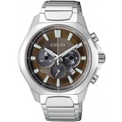 Reloj para Hombre Citizen Super Titanium Crono Eco-Drive CA4320-51W