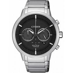 Reloj para Hombre Citizen Super Titanium Crono Eco-Drive CA4400-88E