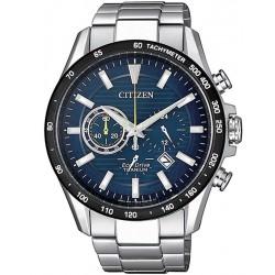 Reloj para Hombre Citizen Super Titanium Crono Eco-Drive CA4444-82L
