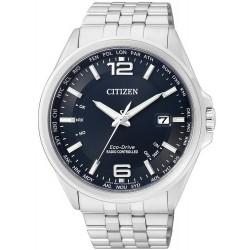 Reloj para Hombre Citizen Radiocontrolado Evolution 5 Eco-Drive CB0010-88L
