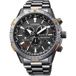Reloj para Hombre Citizen Radiocontrolado Crono Pilot CB5007-51H