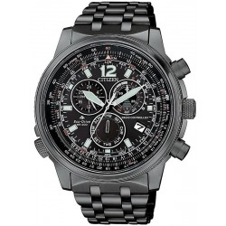 Comprar Reloj para Hombre Citizen Radiocontrolado Crono Pilot CB5867-87H