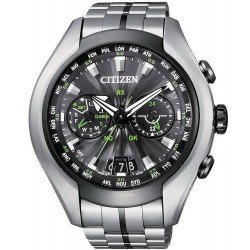 Comprar Reloj para Hombre Citizen Satellite Wave-Air Eco-Drive Titanio CC1054-56E