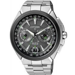 Comprar Reloj para Hombre Citizen Satellite Wave H950 Titanio Eco-Drive CC1084-55E