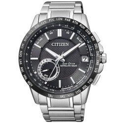 Reloj para Hombre Citizen Satellite Wave GPS F150 Eco-Drive CC3005-51E