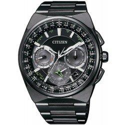 Comprar Reloj para Hombre Citizen Satellite Wave GPS F900 Eco-Drive Titanio CC9004-51E