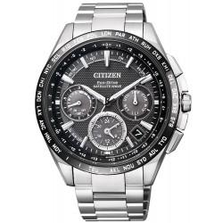 Comprar Reloj para Hombre Citizen Satellite Wave GPS F900 Eco-Drive Titanio CC9015-54E