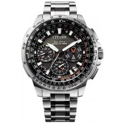 Comprar Reloj para Hombre Citizen Satellite Wave GPS Promaster Titanio CC9020-54E