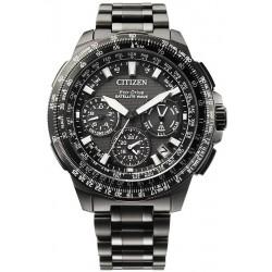 Comprar Reloj para Hombre Citizen Satellite Wave GPS Promaster Titanio CC9025-51E
