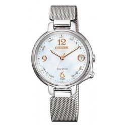 Reloj Mujer Citizen Radiocontrolado Bluetooth Lady Eco-Drive EE4030-85D