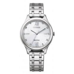 Reloj Mujer Citizen Lady Eco Drive EM0500-73A