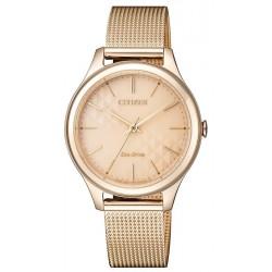 Comprar Reloj Mujer Citizen Lady Eco-Drive EM0503-83X