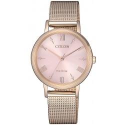 Reloj Mujer Citizen Lady Eco-Drive EM0576-80X