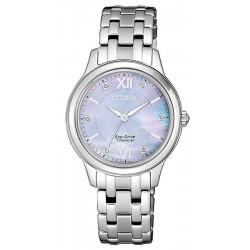 Reloj Mujer Citizen Lady Super Titanium EM0720-85Y
