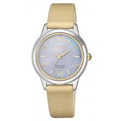 Reloj Mujer Citizen Lady Super Titanium EM0724-17Y