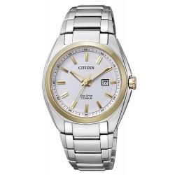 Reloj Mujer Citizen Super Titanium Eco-Drive EW2214-52A
