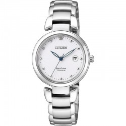 Reloj Mujer Citizen Super Titanium Eco-Drive EW2500-88A
