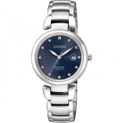 Reloj Mujer Citizen Super Titanium Eco-Drive EW2500-88L