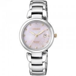 Reloj Mujer Citizen Super Titanium Eco-Drive EW2506-81Y