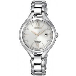 Reloj Mujer Citizen Lady Super Titanium EW2560-86A
