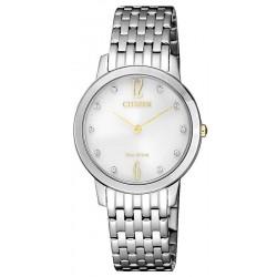 Comprar Reloj Mujer Citizen Lady Eco Drive EX1498-87B