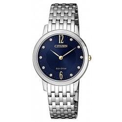 Reloj Mujer Citizen Lady Eco-Drive EX1498-87L