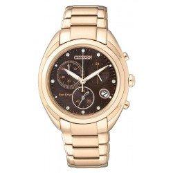 Comprar Reloj Mujer Citizen Crono Lady Eco-Drive FB1395-50W