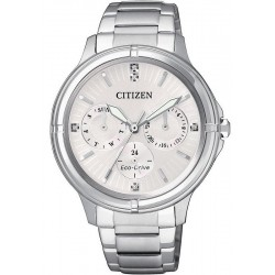 Reloj Mujer Citizen Lady Eco-Drive FD2030-51A Multifunción