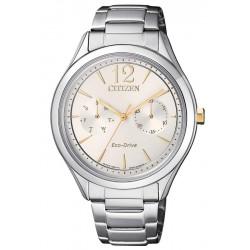 Reloj Mujer Citizen Lady Eco-Drive FD4024-87A Multifunción