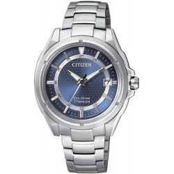 Reloj Mujer Citizen Super Titanium Eco-Drive FE6040-59L