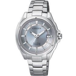 Reloj Mujer Citizen Super Titanium Eco-Drive FE6040-59M
