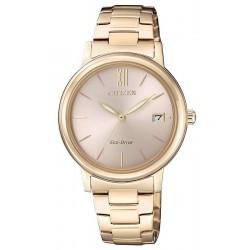 Reloj Mujer Citizen Lady Eco-Drive FE6093-87X