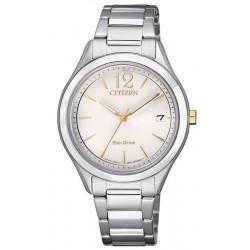 Reloj Mujer Citizen Lady Eco-Drive FE6124-85A