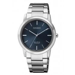 Reloj Mujer Citizen Super Titanium Eco-Drive FE7020-85L