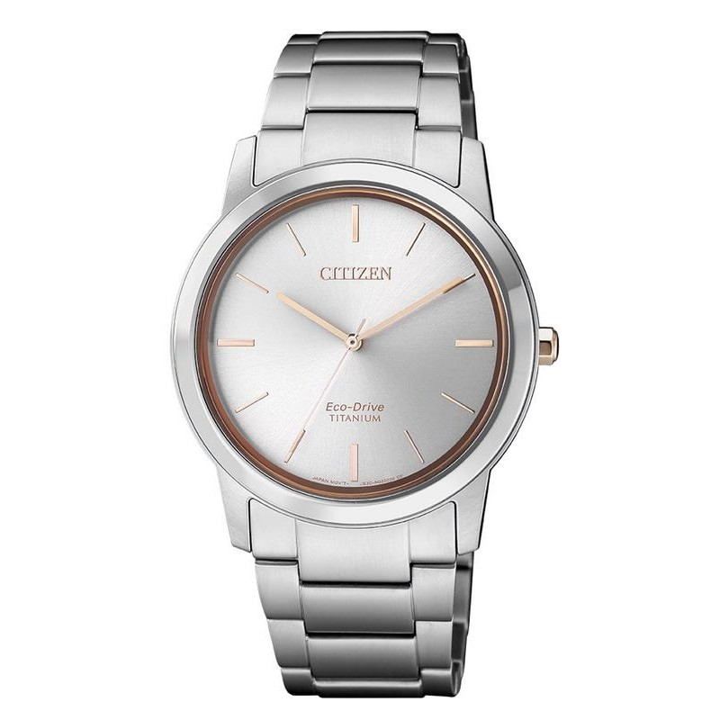 0d2629abd66b Reloj Mujer Citizen Super Titanium Eco-Drive FE7024-84A - Joyería de ...