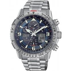 Reloj para Hombre Citizen Radiocontrolado Skyhawk Super Titanium JY8100-80L