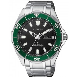 Reloj para Hombre Citizen Promaster Diver's Automatic Super Titanio 200M NY0071-81E