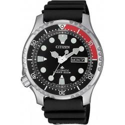 Reloj para Hombre Citizen Promaster Diver's Automatic 200M NY0085-19E
