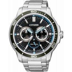 Reloj para Hombre Citizen Marine Eco-Drive BU2040-56E Multifunción