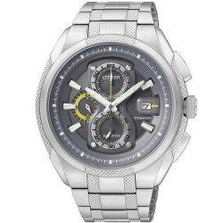 Reloj para Hombre Citizen Super Titanium Crono Eco-Drive CA0200-54H