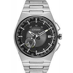 Comprar Reloj para Hombre Citizen Satellite Wave F100 Eco-Drive Titanio CC2006-53E