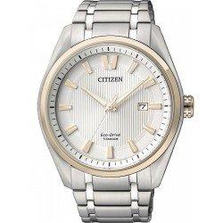 Reloj para Hombre Citizen Super Titanium Eco-Drive AW1244-56A