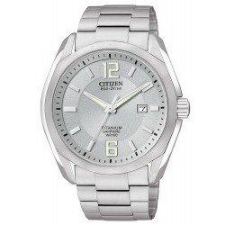 Reloj para Hombre Citizen Super Titanium Eco-Drive BM7080-54A